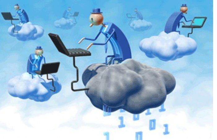 Почему облако - это единственный способ справиться с невероятным увеличением объемов данных